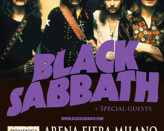 GODS OF METAL 2012 - tornano i Black Sabbath 1