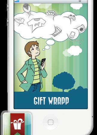 GIFT WRAPP - l'iPhone App dei tuoi desideri 7