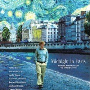 MIDNIGHT IN PARIS – il ritorno di un sognante Woody Allen