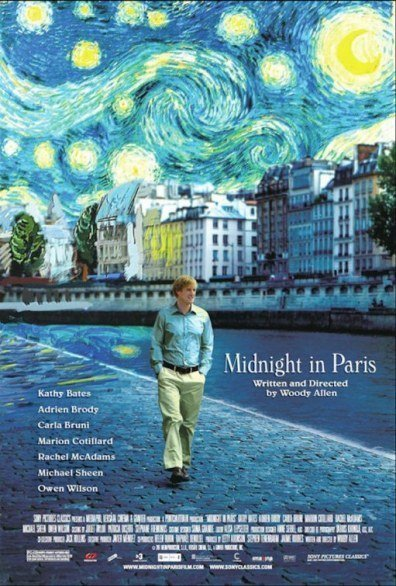 midnight in paris MIDNIGHT IN PARIS   il ritorno di un sognante Woody Allen
