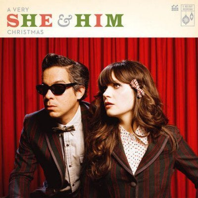 review a very she amp him christmas 400x400 HAPPY INDIE XMAS   per un natale alternativo