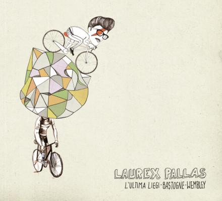 COVER fronte 440x400 LAUREX PALLAS   musica da cameretta