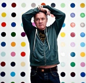 DAMIEN HIRST –  Spot Paintings una mostra per 11 location