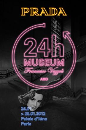 Prada 24 hour museum 290x435 24HOURSMUSEUM   un non museo lungo un giorno