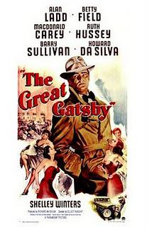 The Great Gatsby Poster C10126101 IL GRANDE GATSBY DI SERAPIAN   un romanzo, 4 film e una borsa!