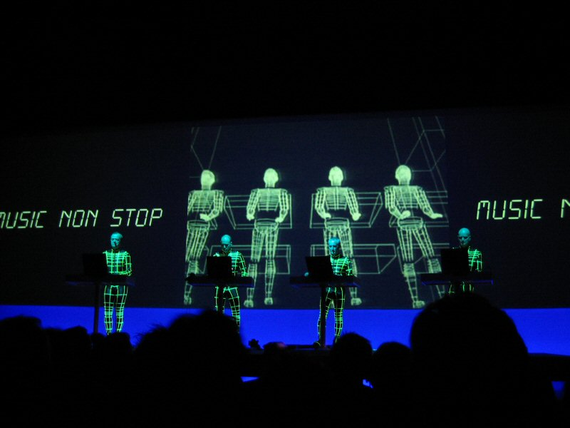20040323 kraftwerk in de ab 54 music non stop1 KRAFTWERK   8 live sessions al MoMA