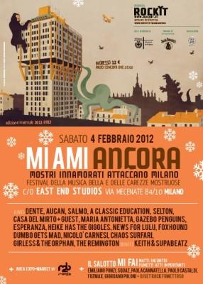 flyerjpgMI AMI ANCORA 2012 286x400 MI AMI ANCORA   mostri innamorati attaccano Milano