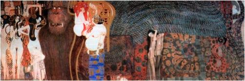 klimt 2 IL MIO REGNO NON E DI QUESTO MONDO   Gustav Klimt allo Spazio Oderdan