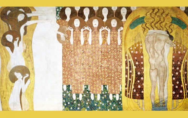 IL MIO REGNO NON E' DI QUESTO MONDO - Gustav Klimt allo Spazio Oderdan 6