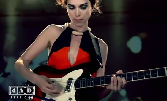 st vincent year of the tiger live
