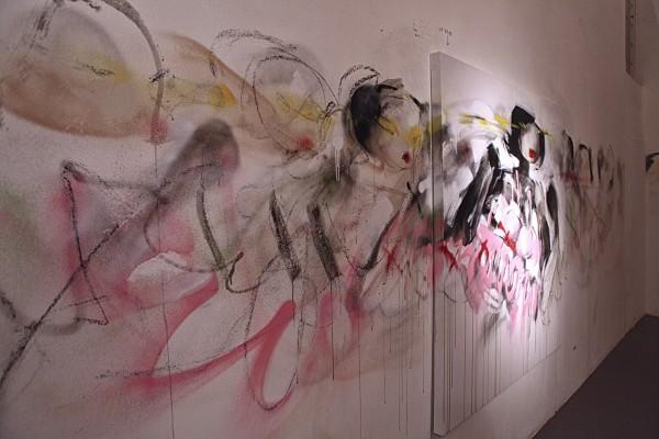 IMG 8513 600x400 AUSTRALIAN GRAFFITI   la prima mostra di Lister a Milano