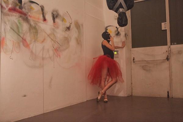 IMG 8695 600x400 AUSTRALIAN GRAFFITI   la prima mostra di Lister a Milano
