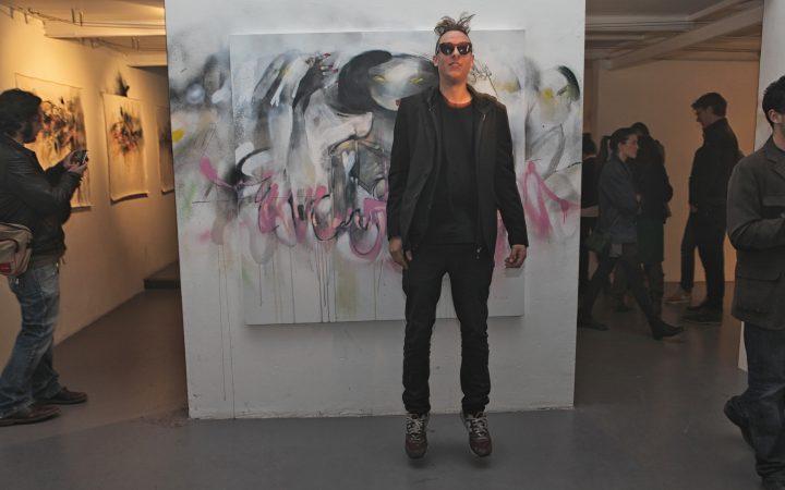 AUSTRALIAN GRAFFITI - la prima mostra di Lister a Milano 6