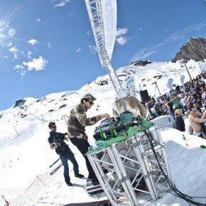 WANGL TANGL & SNOWBOMBING – i music festival sulla neve