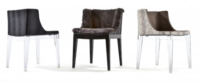 12 kartell lenny kravitz philippe starck 640x261 DESIGN MEETS FASHION & LIFESTYLE   le collaborazioni per il Salone