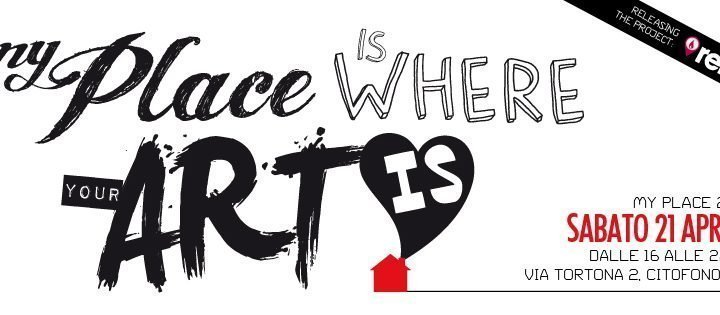 MY PLACE 2012 - 100 mq di talenti 1