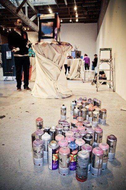 RED BULL CANVAS COOLER – la streetart si rinfresca