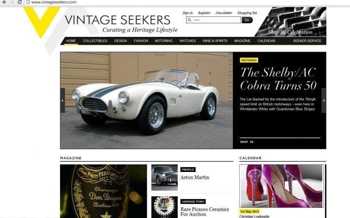 VINTAGE SEEKERS - l'online store che batte i mercatini 1