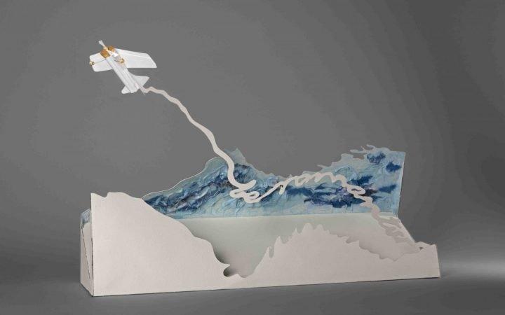 L'UOMO AL CENTRO - Dal design all'arte della carta 6