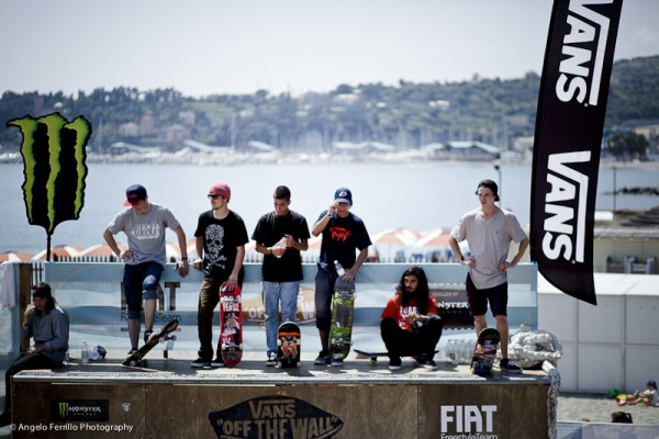 angelo ferrillo 03 600x400 VANS OFF THE WALL SPRING CLASSIC   questo weekend a Varazze