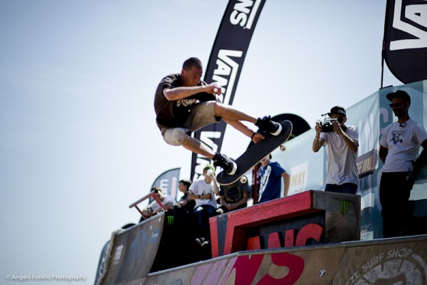 angelo ferrillo 06 600x400 VANS OFF THE WALL SPRING CLASSIC   questo weekend a Varazze