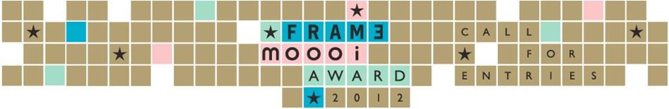 image FRAME MOOOI AWARD 2012   The winner is..