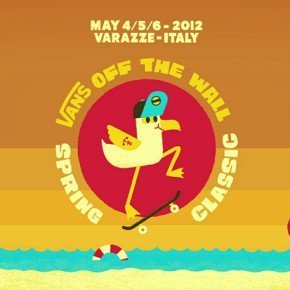 VANS OFF THE WALL SPRING CLASSIC – questo weekend a Varazze