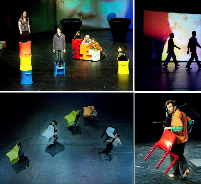 performance 1 DESIGN DANCE   quando la creatività diventa performance