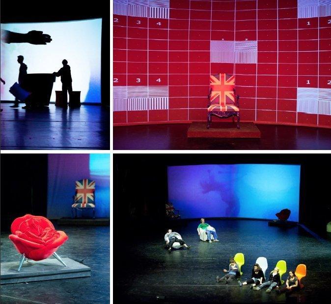 performance 2 DESIGN DANCE   quando la creatività diventa performance