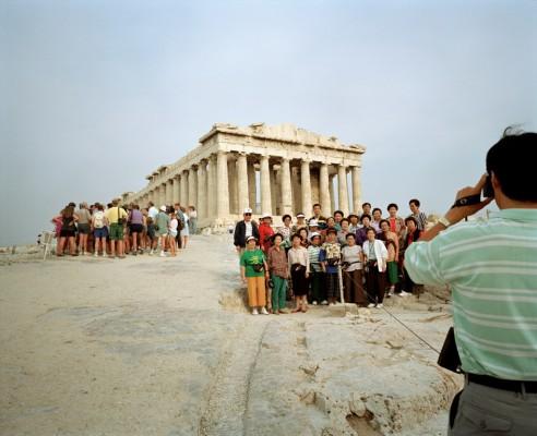 10.LON17731 10 492x400 MARTIN PARR   foto cleptomani da turista in mostra a Barcellona