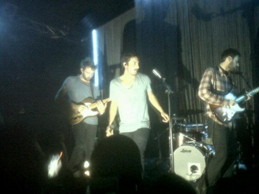 542907 10151038832442525 690442524 9725104 465621756 n 533x400 YOUNG THE GIANT   live al Tunnel di Milano