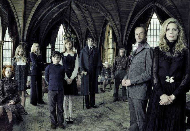 DARK SHADOWS - un altro film sui vampiri 3