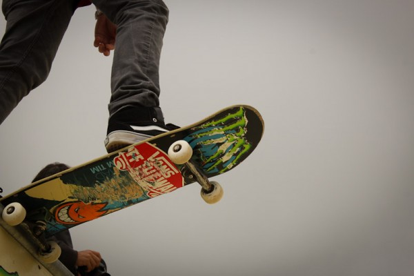 IMG 8633 600x400 VANS OFF THE WALL SPRING CLASSIC   fotoreport