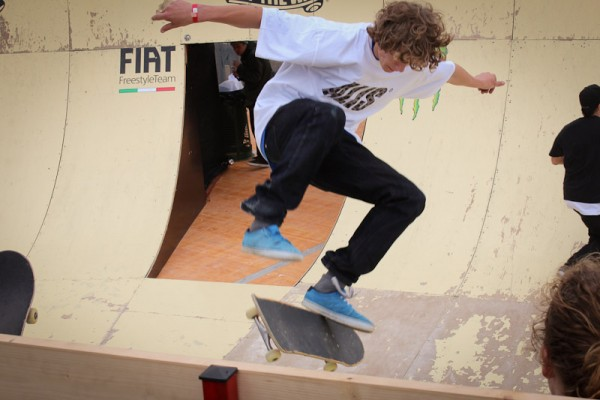 IMG 8639 600x400 VANS OFF THE WALL SPRING CLASSIC   fotoreport