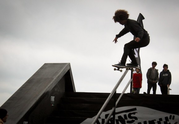 IMG 8662 578x400 VANS OFF THE WALL SPRING CLASSIC   fotoreport