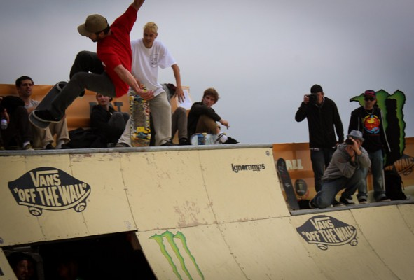 IMG 8671 591x400 VANS OFF THE WALL SPRING CLASSIC   fotoreport