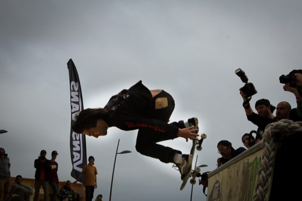 IMG 8674 600x400 VANS OFF THE WALL SPRING CLASSIC   fotoreport