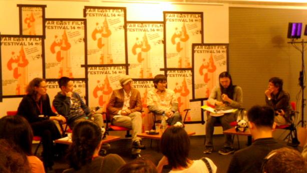 INDIE CINEMA IN CHINA con Chen Zhuo Lai Yifan Jin Rui FAR EAST FILM FESTIVAL   il cinema del Sol Levante