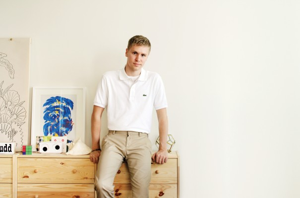 MICAH LIDBERG 605x400 MICAH LIDBERG   capsule collection per Lacoste L!ve