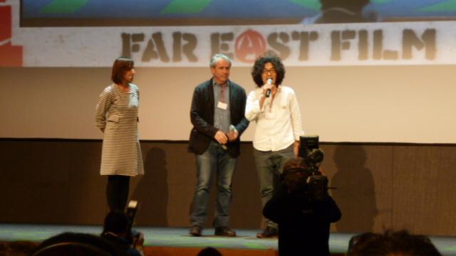 Matsui Daigo Afro Tanaka FAR EAST FILM FESTIVAL   il cinema del Sol Levante