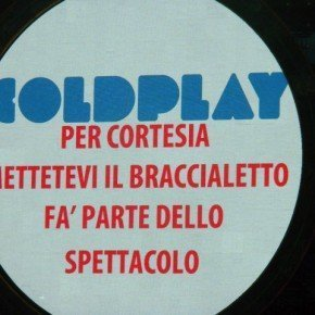 COLDPLAY – video e scaletta del concerto a Torino
