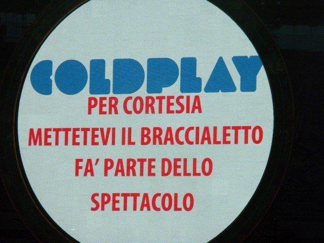foto1 e1337957266285 COLDPLAY   video e scaletta del concerto a Torino