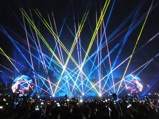 foto21 533x400 COLDPLAY   video e scaletta del concerto a Torino