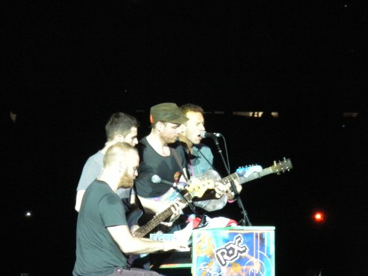 foto31 533x400 COLDPLAY   video e scaletta del concerto a Torino
