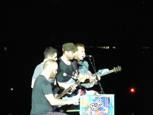 foto31 533x400 COLDPLAY   video e scaletta del concerto a Torino