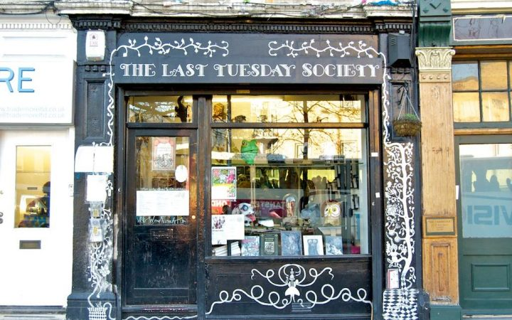 THE LAST TUESDAY SOCIETY - little shop of horrors 14