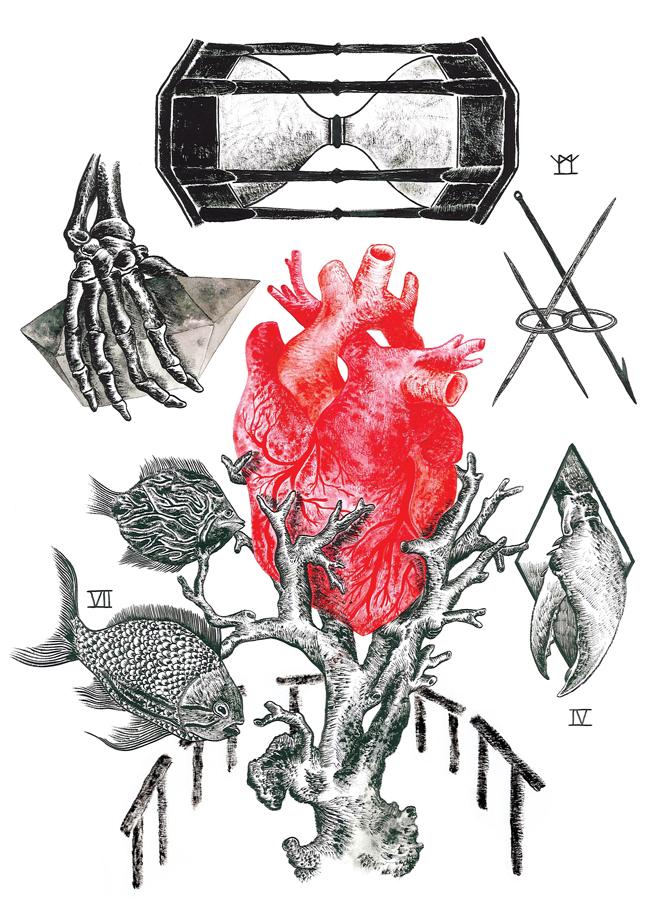 lucabattaglia 4f637058102c0df LALCHIMIA DI LUCA YETY BATTAGLIA   immaginifiche visioni