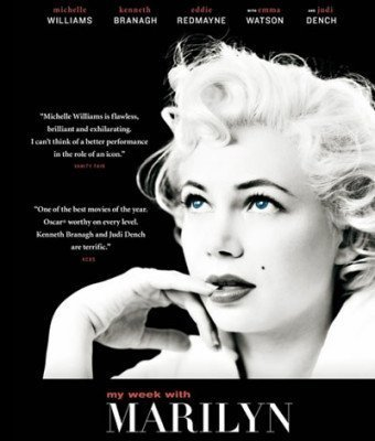 my week with marilyn 340x400 MY WEEK WITH MARILYN   una settimana con una donna diventata leggenda