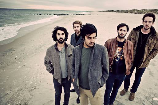 YOUNG THE GIANT - live al Tunnel di Milano 1