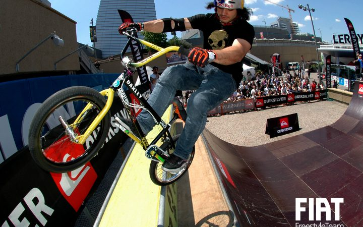 ALEX BARBERO - BMX e acrobazie freestyle 2